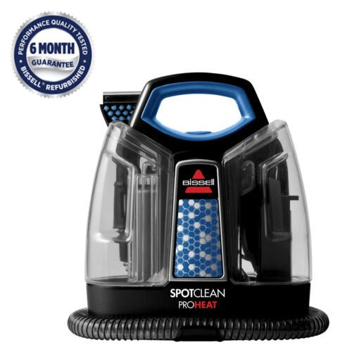 Bissell SpotClean ProHeat Portable Spot Carpet Cleaner (Refurb)