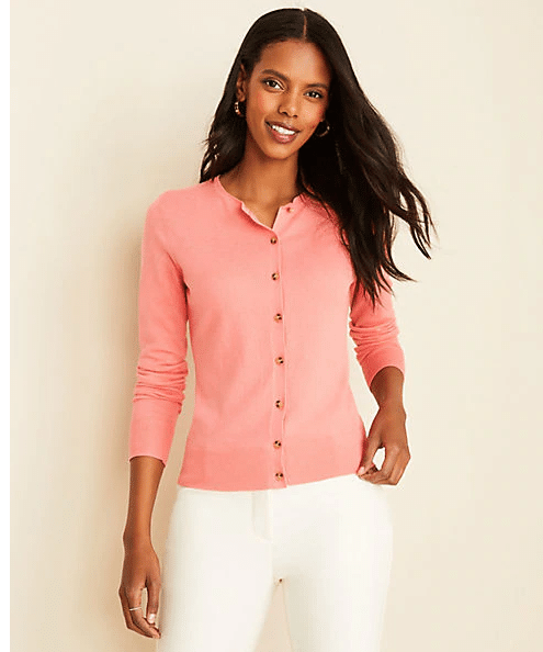 Ann Taylor Extra 60% to 70% Off Sale Styles: Women's Ann Cardigan