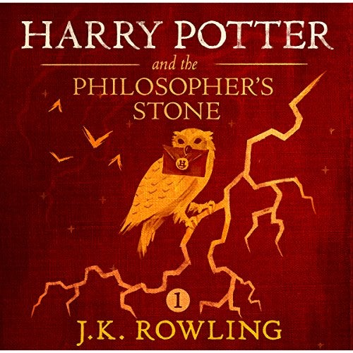 Audible Stories: Stream Harry Potter and the Philosopher's Stone (Book 1)