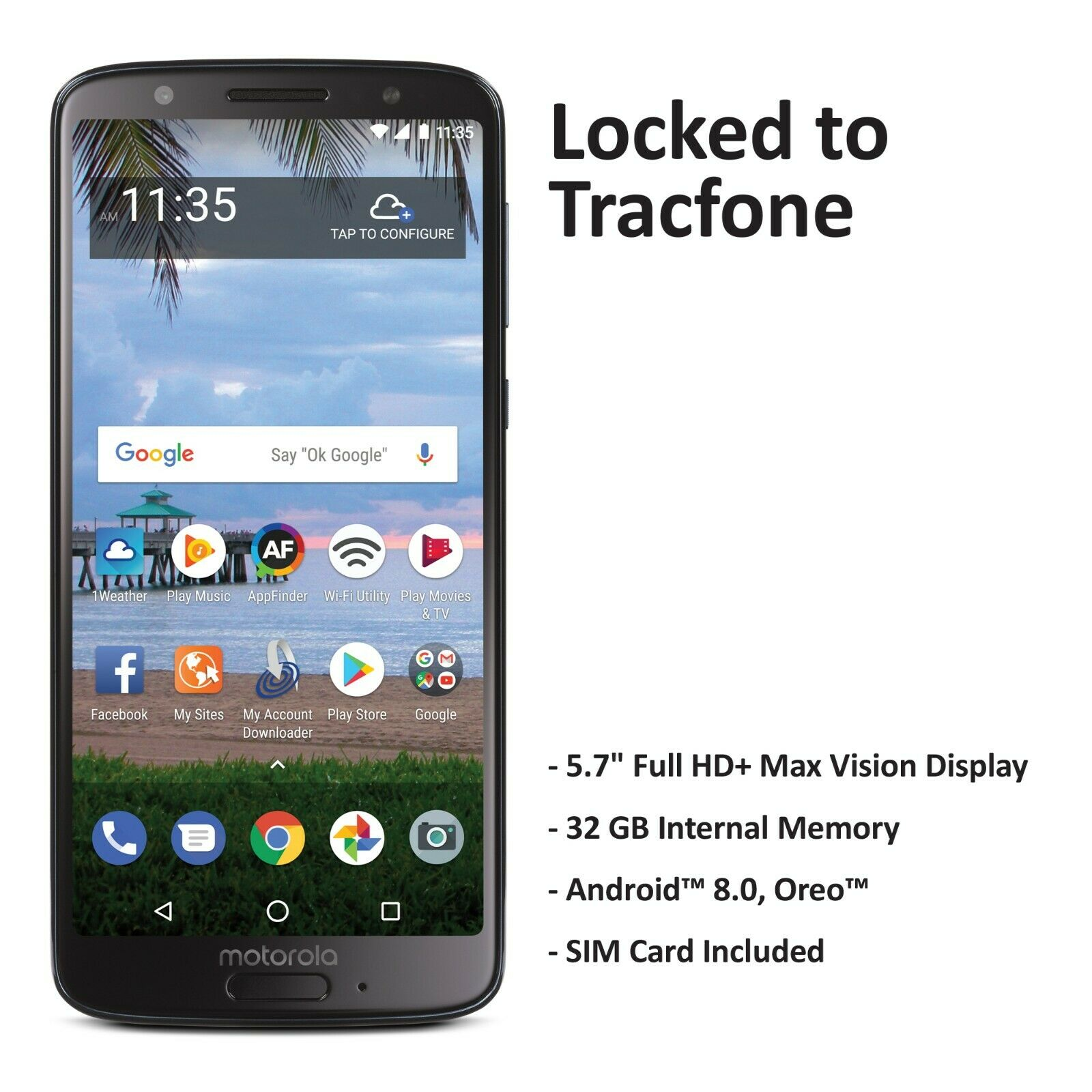 $50 eBay eGift Card w/ Purchase of Select Tracfone Device & Plan Activation