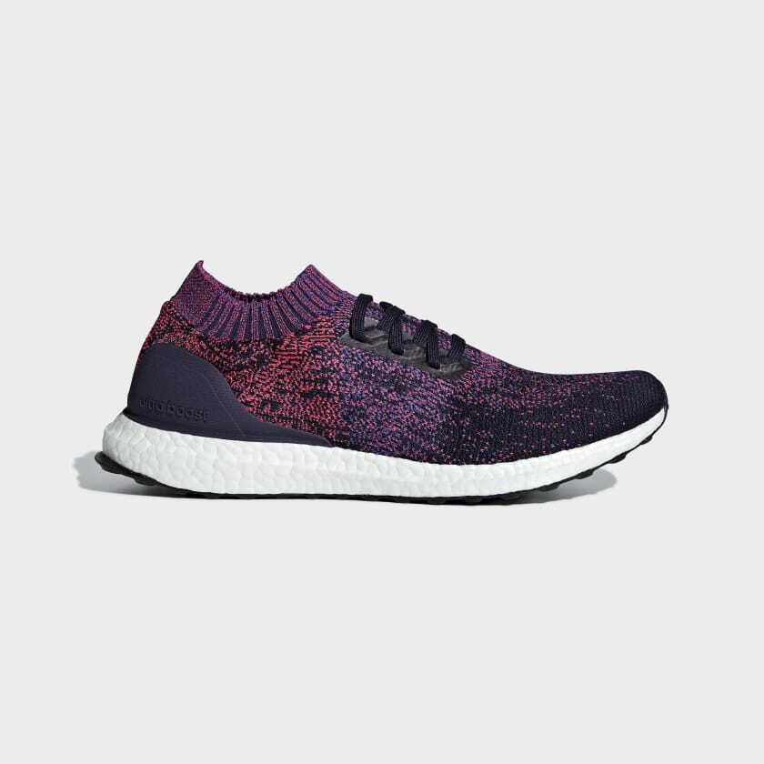 adidas Men's or Women's Ultraboost Uncaged Shoes (Legend Purple)