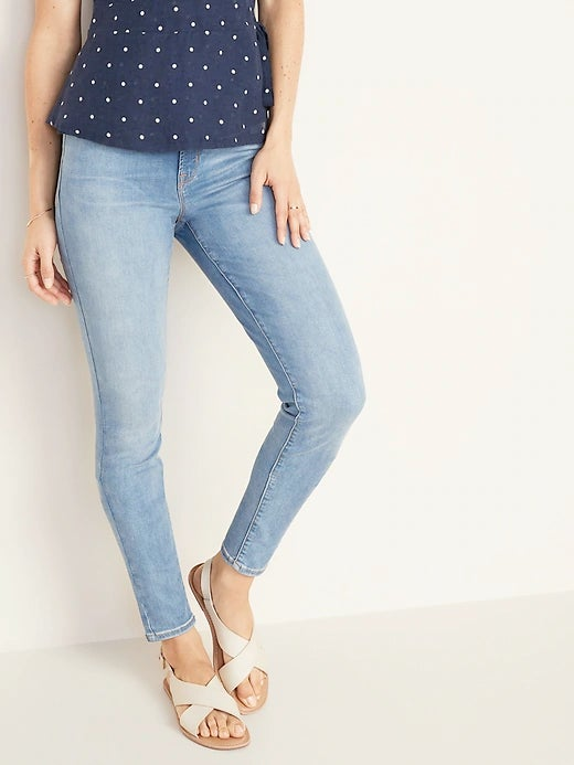Old Navy Women's Rockstar Jeans (various styles)