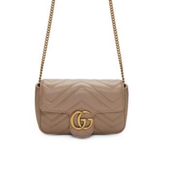 Gucci Super Mini GG Marmont包