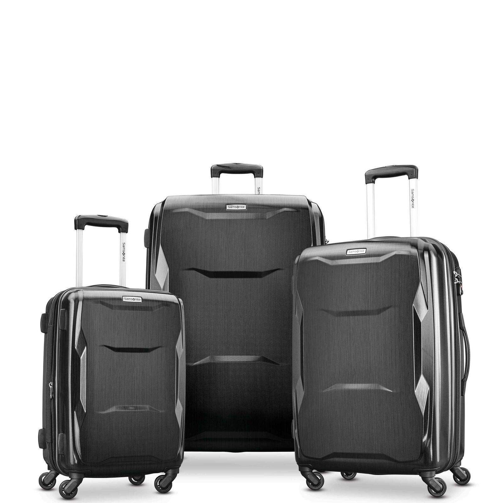 "3-Piece Samsonite Pivot Luggage Set (20"", 25"" & 29"", Various Colors)"