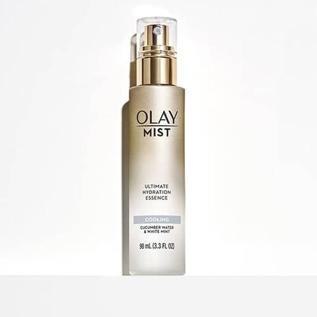 3.3oz Olay Ultimate Hydration Essence Mist: Cooling, Calming, or Energizing