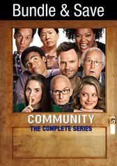Digital HDX Complete TV Series: Community or Rescue Me
