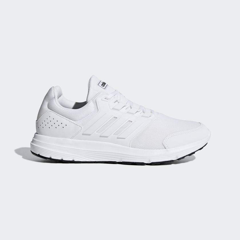 adidas: Men's Alphabounce Slide Sandals 2 for $25.50,  Galaxy 4 Shoes (White)