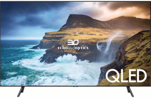 "65"" Samsung QN65Q70RAFXZA Q70 4K UHD Smart QLED TV"