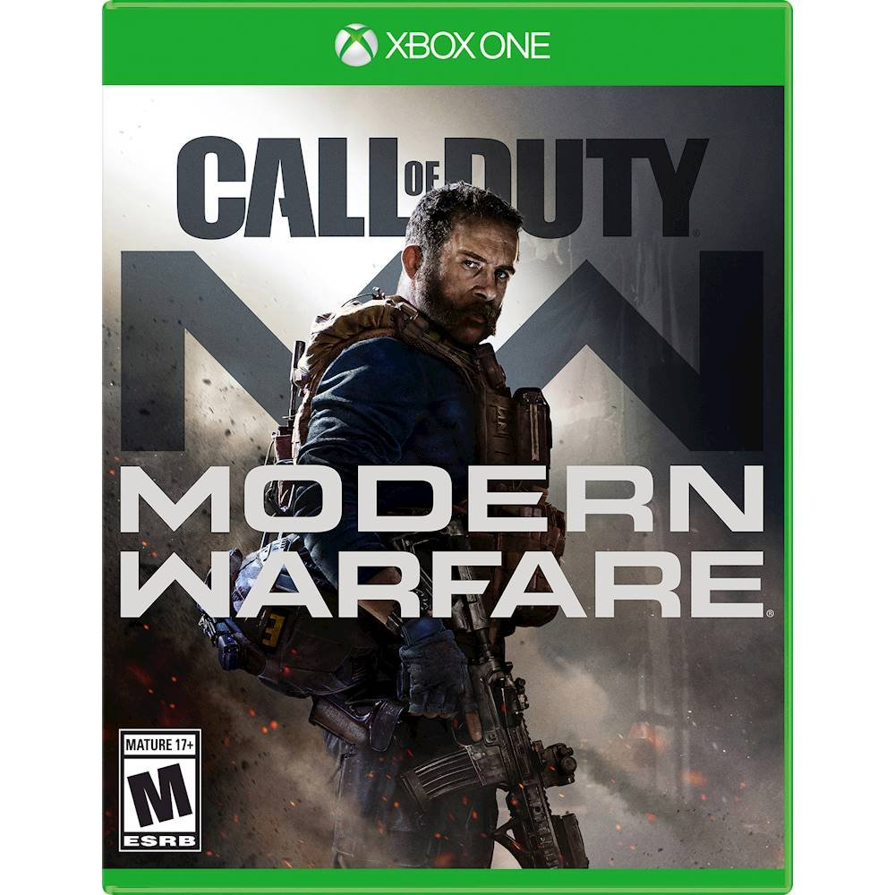 Call of Duty: Modern Warfare Standard Edition - Xbox One and PS4 $37.99