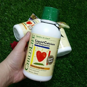 ChildLife童年时光 儿童液体钙镁锌 474ml*6瓶