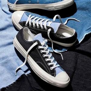 Converse匡威1970s 三色牛仔拼色中性款板鞋