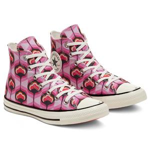 Converse Unite Chuck 桃心高帮帆布鞋