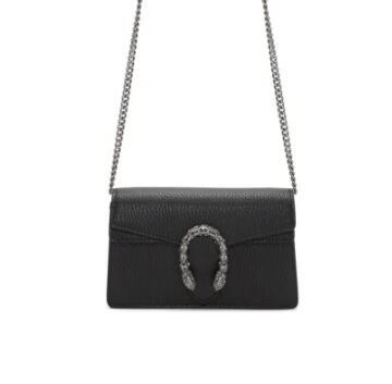Gucci Super Mini Dionysus Chain链条包