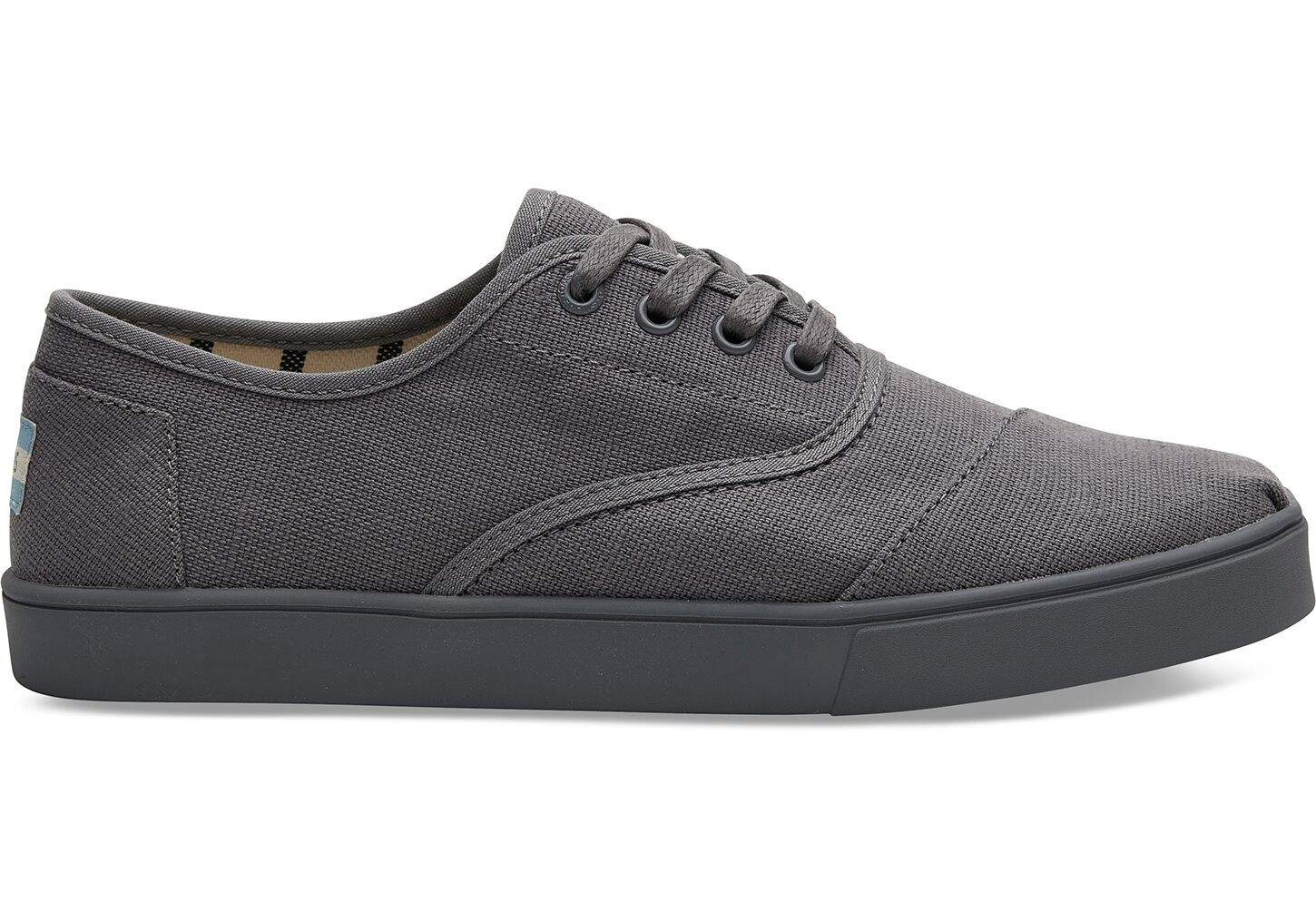 Toms Shoes Extra 25% Off: Men's Heritage Canvas Cordones Venice Shoes