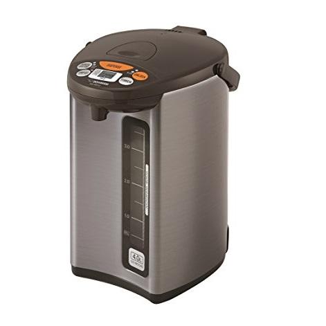 补货!Zojirushi 象印CD-WCC40微电脑控制 热水/保温壶,4升