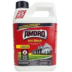 史低价!Amdro Ant Block 杀蚂蚁颗粒,24oz