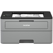 Brother Compact Monochrome Laser Printer, HL-L2350DW, Wireless Printing