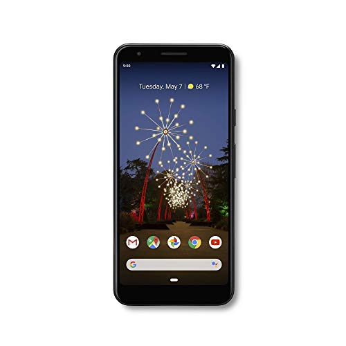 Google - Pixel 3a with 64GB Memory Cell Phone (Unlocked)