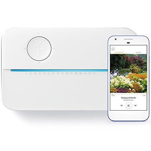 Rachio 16ZULW-C 3rd Generation: Smart, 16 Zone Sprinkler Controller, White $189.99