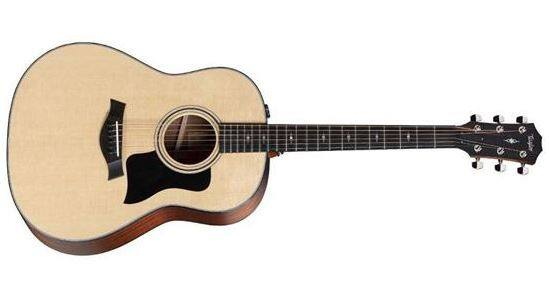 Taylor Guitars 317e Grand Pacific Acoustic-Electric Guitar w/ Hardshell Case