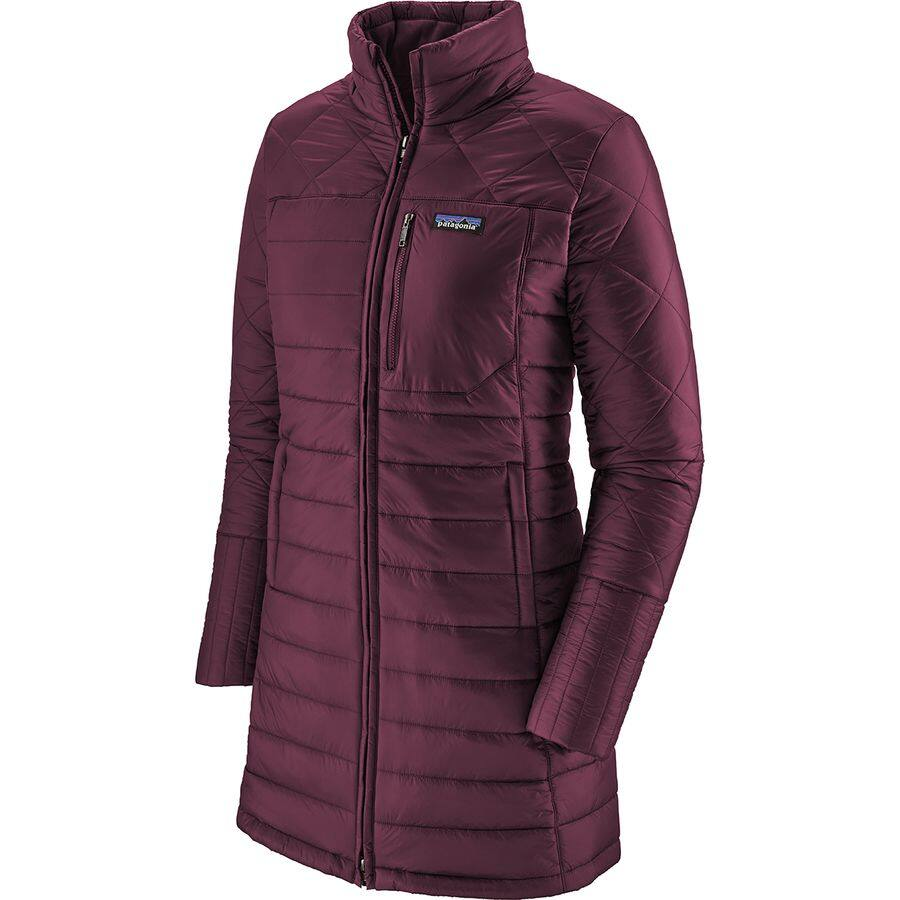 Patagonia Women's Radalie Insulated Parka Jacket: Sage Khaki $80, Light Balsamic $90 + Free Shipping