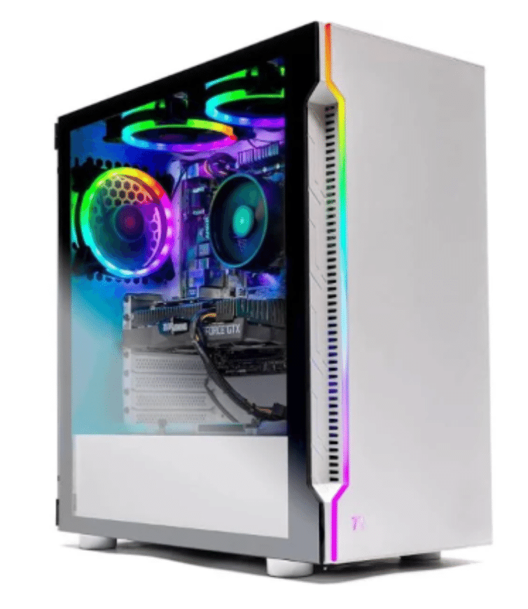 Skytech Archangel 3.0 Gaming PC: Ryzen 5 3600, 16GB DDR4, 500GB SSD, RTX 2070