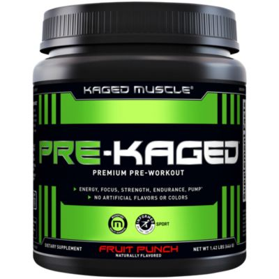 Kaged Muscle B1G1 Free Supplement: Kaged Musle Pre-Workout (20 Servings)