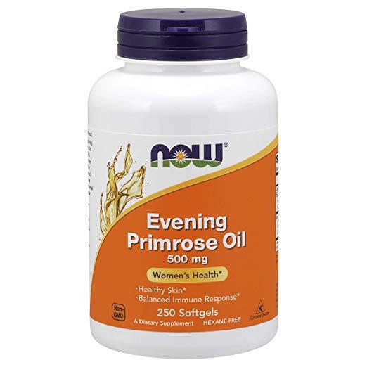 NOW Foods Supplements, Evening Primrose Oil 500 mg