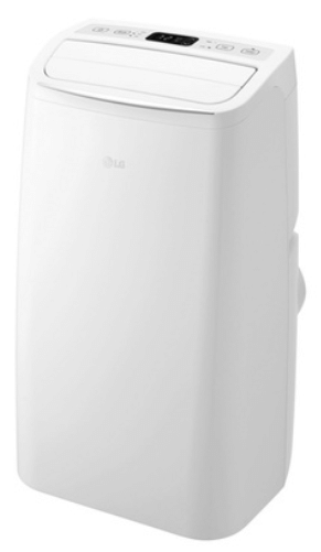 LG 10,000 BTU Portable Air Conditioner w/ Remote (Refurbished)