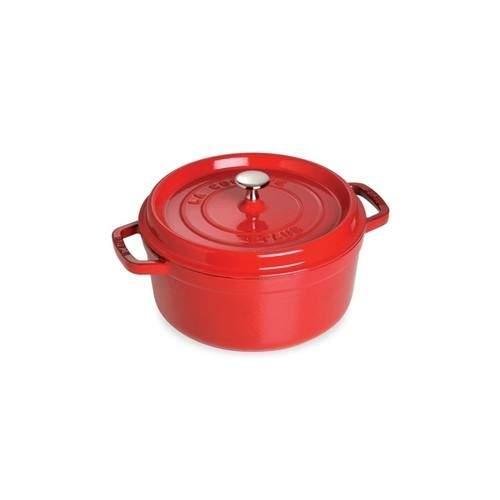 5.5-Quart Staub Round Cocotte Dutch Oven (Various Colors)