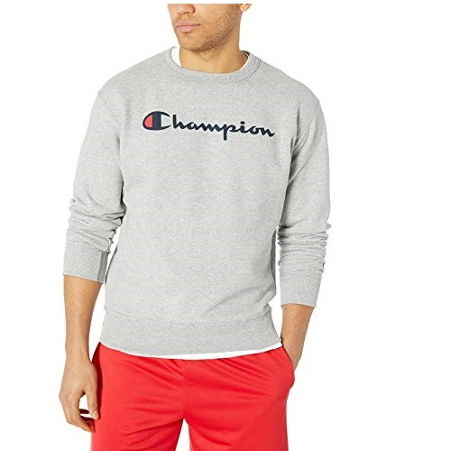 Champion Logo 男士长袖衫
