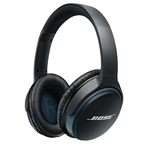 Bose SoundLink around-ear wireless headphones II Black