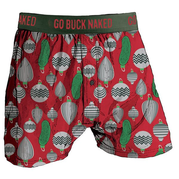 Men's Buck Naked Performance Pattern Boxers (Limited Sizes)