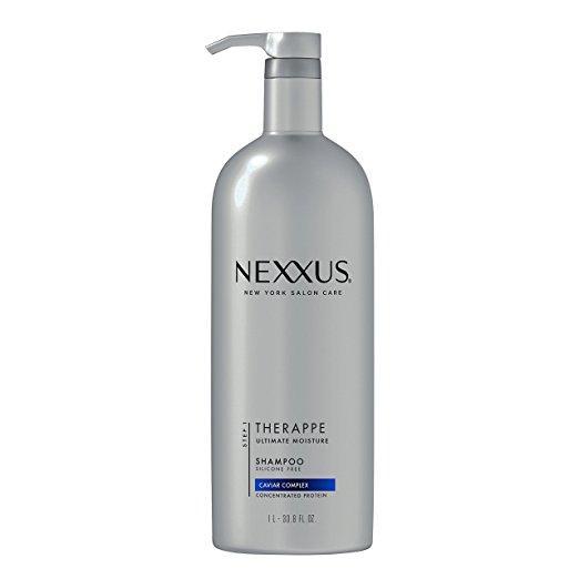 补货!女人我最大推荐!Nexxus 顶级品牌洗发香波,33.8oz/1L