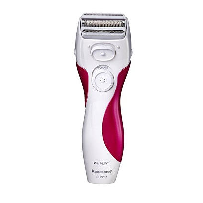 "Panasonic ES2207P Ladies 3-Blade ""Close Curves"" Wet/Dry Shaver"