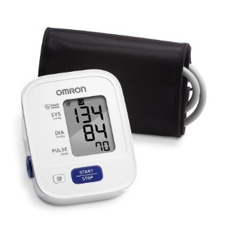 Omron Upper Arm Blood Pressure Monitor BP7100 , 3 Series