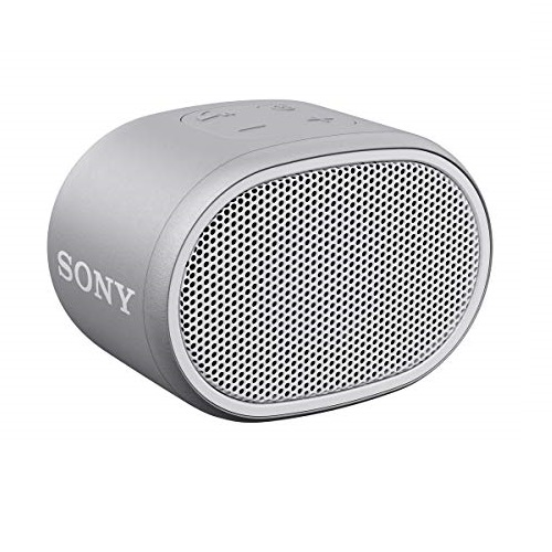 Sony SRS-XB01 Compact Portable Bluetooth Speaker: Loud Portable Party Speaker - Built in Mic for Phone Calls Bluetooth Speakers - Gray- SRS-XB01, Only $19.99