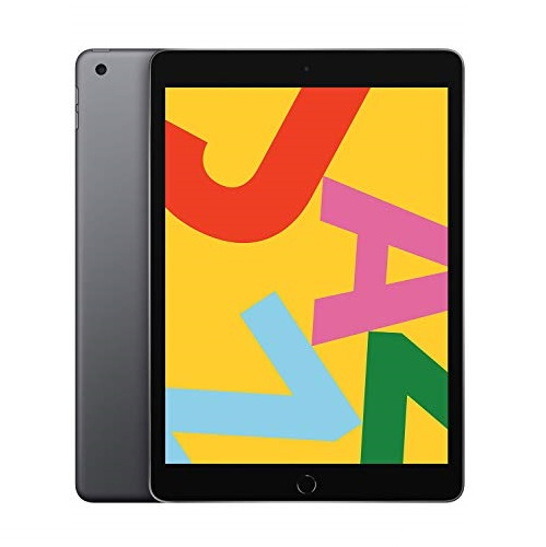 New Apple iPad (10.2-Inch, Wi-Fi, 32GB) - Space Gray (Latest Model)