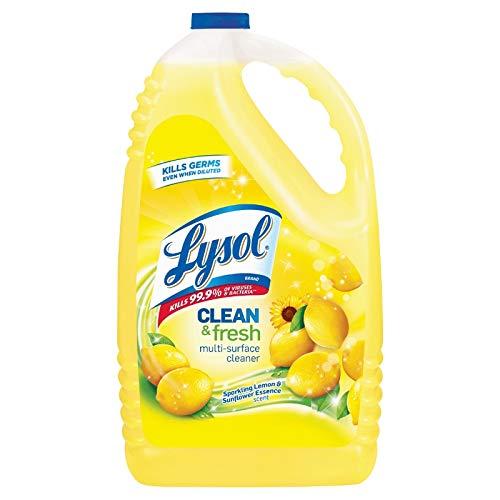 Lysol 多用途 灭菌消毒 清洁剂,144 oz/