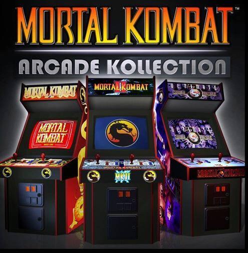 Mortal Kombat: Arcade Kollection (PC Digital Download)