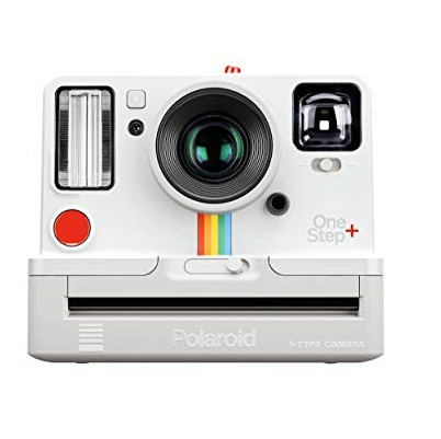 Polaroid Originals OneStep+ White (9015) Bluetooth Connected Instant Film Camera