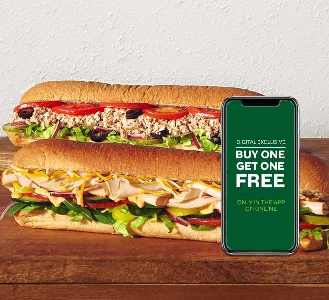 Subway Promo Code Coupon Code Save Up To 20 Off November 2020