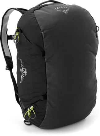 Osprey Trailkit 40L Duffel Bag Backpack (Anthracite Black or Ice Blue)