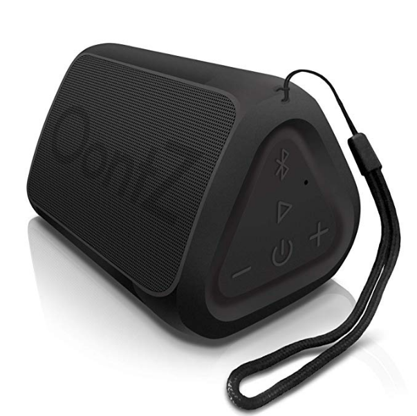 OontZ Angle 3 Solo : Super Portable Bluetooth Speaker Compact Size Delivers Surprisingly Loud Volume and Bass 100' Wireless Range