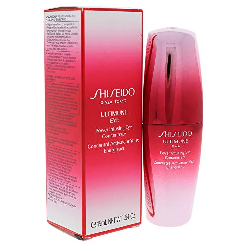 Shiseido Ultimune Power Infusing Eye Concentrate, 0.54 Ounce