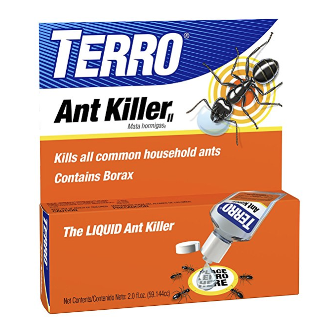 TERRO Liquid Ant Killer ll T200 液体杀蚂蚁药,2 oz
