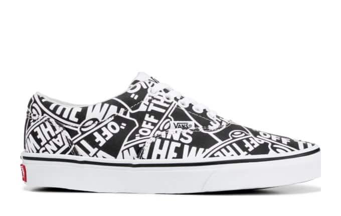 Vans Men's Doheny Low Top Canvas Casual Sneakers