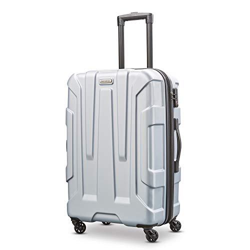 Samsonite Centric Expandable Hardside Checked Luggage with Spinner Wheels, 24 Inch