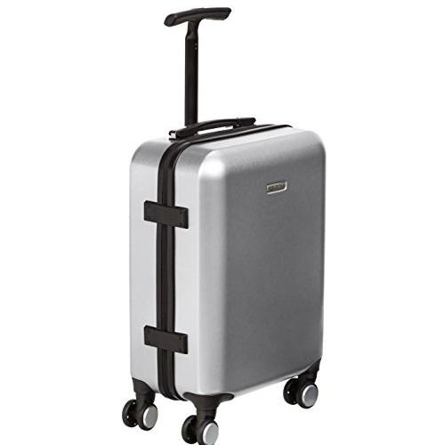 AmazonBasics 硬壳万向轮行李箱,20寸
