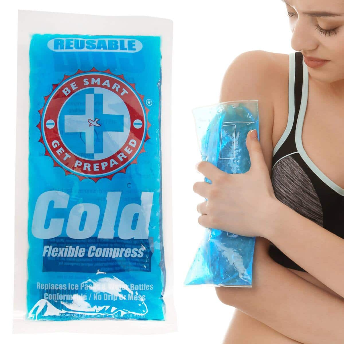 Total Resources Cold Flexible Gel Compress